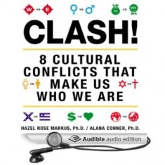 Hear Hazel and Alana read CLASH!